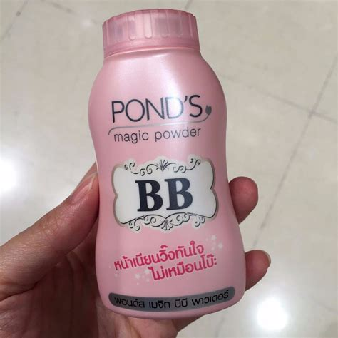 Ponds Bb Magic Powder Original From Thailand Ponds Bedak Original new pond s magic powder bb pink blemish uv protection ebay