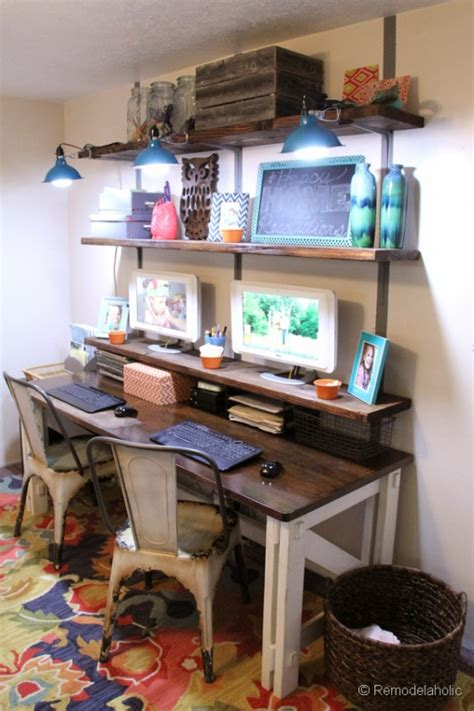 remodelaholic office organization resolution time