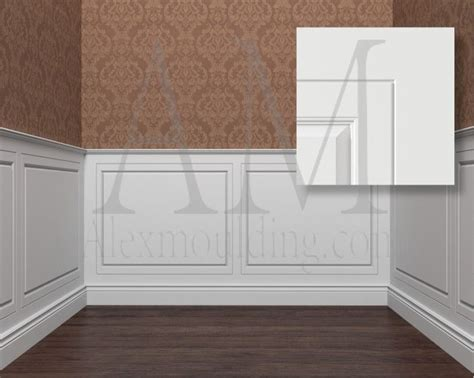 Types Of Wainscoting Panels by Modern Wainscoting Panels Idea Types Wainscot Kits Faux