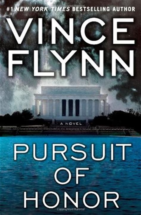 Pdf Pursuit Honor Vince Flynn pursuit of honor mitch rapp 12 by vince flynn