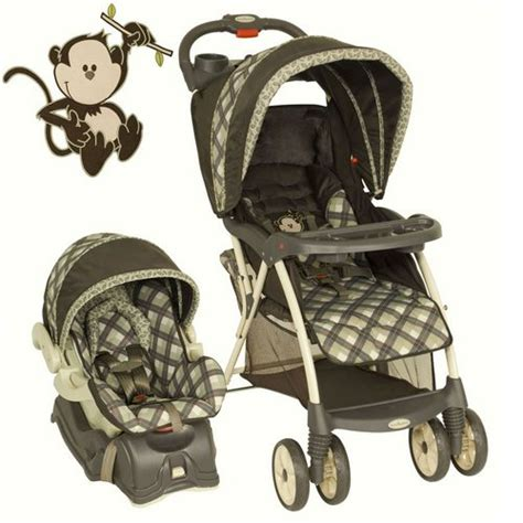 Monkey High Chair by Baby Trend High Chair Monkey Around