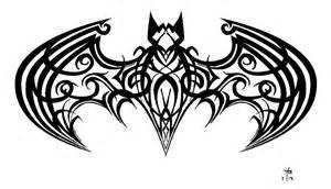 tribal batman by mercurianangel on deviantart
