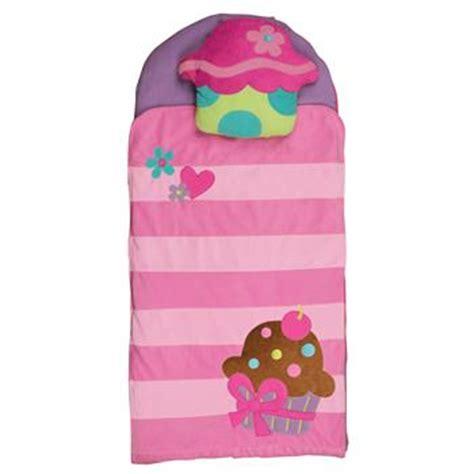 nap mats cupcake attached pillow blanket