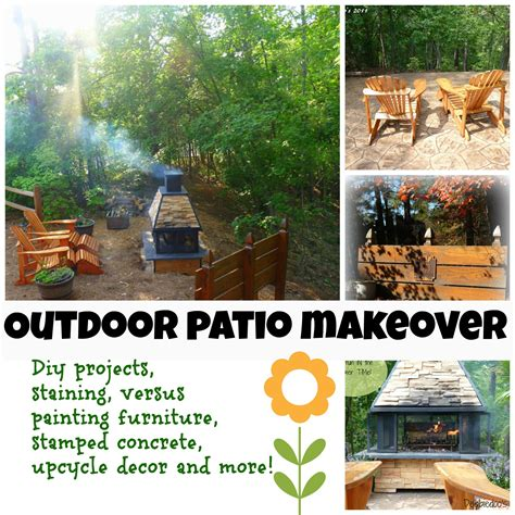 patio diy projects outdoor garden patio and diy projects debbiedoo s