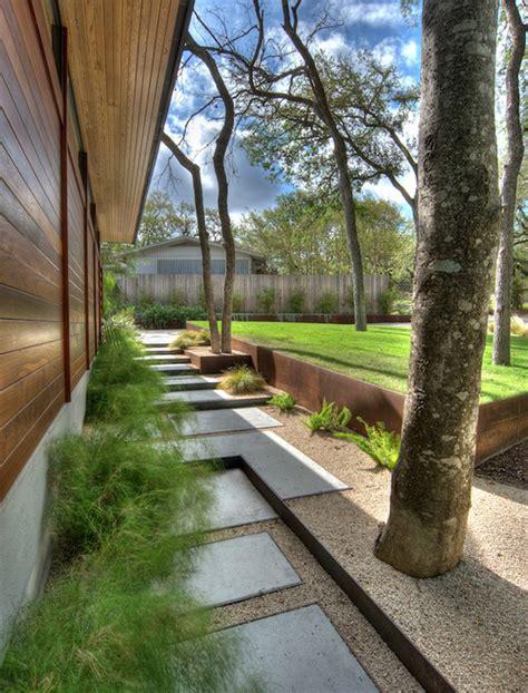 modern design jersey gardens lovely corten steel decorating ideas