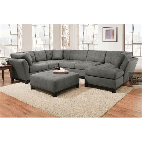 brown leather sectional sofa sofas living room