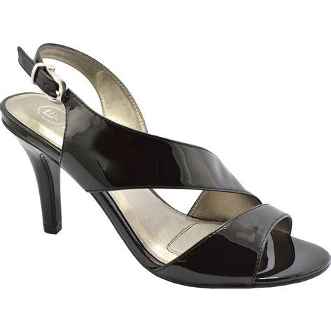 high arch sandals mootsie tootsie arch asymmetrical sling sandals high