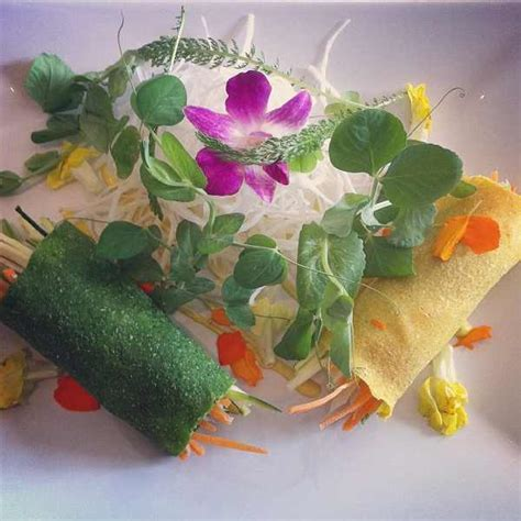 Flower Food Recipe | 6 edible flower recipe ideas