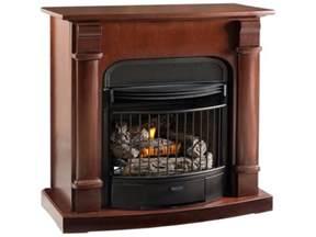 ventless wall fireplace vent free propane gas fireplace