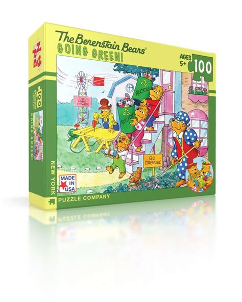 Bears Jigsaw Book 24 best the berenstain bears puzzles images on
