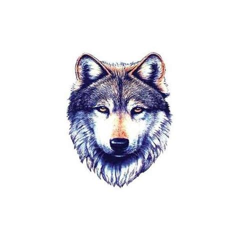 1000 ideas about tribal wolf tattoos on