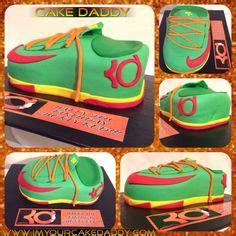 St Kd Boy Goldfish okc kevin durant kd 3d shoe cake cakes by nette st louis missouri boy cakes