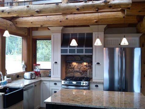 log home kitchen ideas kitchen ideas for log homes rustic kitchen