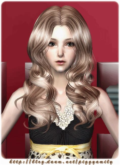 the sims 2 downloads fringe hairstyles the sims 2 finds newsea sims2 hair yu088f luxury