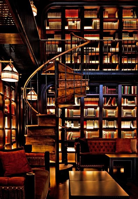 nyc story goes as follows 2 books fancy the reading room in the nomad hotel in new york