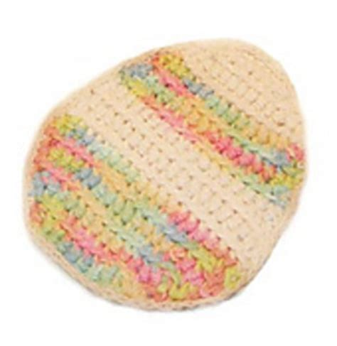 yarn egg pattern ravelry easter egg hot pad crochet pattern by lion