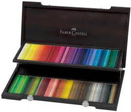 faber castell polychromos artists colored pencil wood