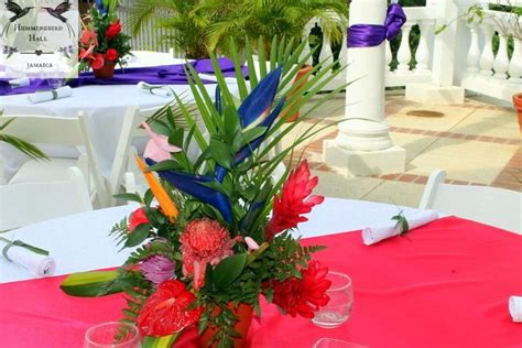 17 best images about jamaican themed on caribbean centerpieces and