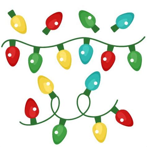 best 25 christmas lights clipart ideas on pinterest