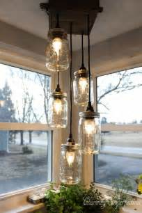 diy jar chandelier 14 creative diy light ideas interior fans