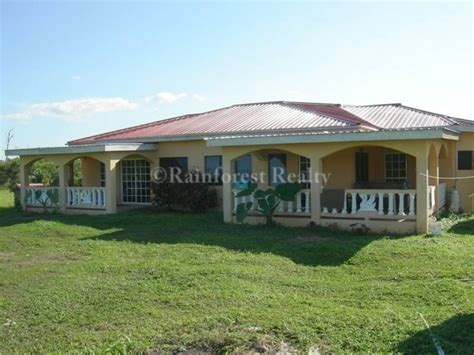 belize home for sale with guest house on 5 acres