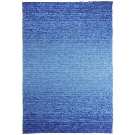 ombre rug ombre cobalt 5x7 6 quot rug backyard mamma