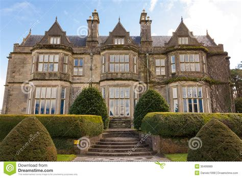 Lake Cottage House Plans muckross house and gardens killarney ireland stock image