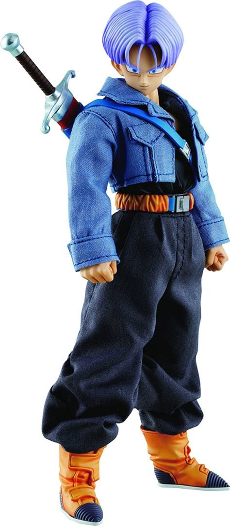 Dod Z Future Trunks saiyen trunks dod z pvc statue pvc