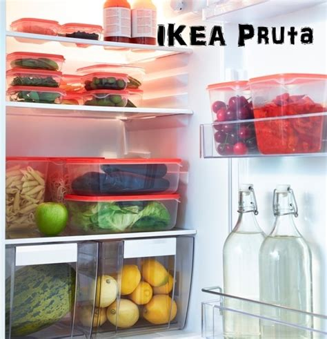 ikea pruta 17 food container