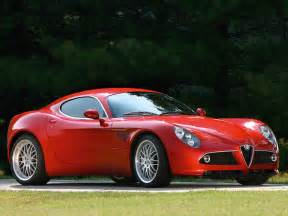 Pictures Of Alfa Romeo Cars Alfa Romeo 8c World Of Cars