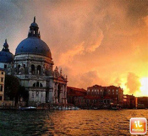 immagini da sogno tramonto da sogno a venezia 187 ilmeteo it