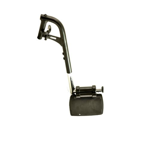 left swing left swing away leg rest assembly for quantum q1103 ultra