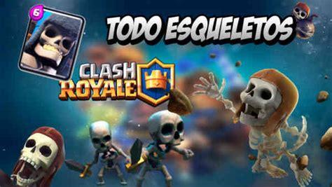 libro misin clash un esqueleto gu 237 a de los esqueletos en clash royale el poder de los larrys mejoress com