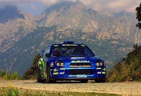 subaru rally especial fim de uma era world rally cars subaru