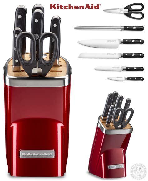 Kitchen Aid Knife Set by Win A Kitchenaid 7 Knife Set Worth 163 429 Fab Food 4 All