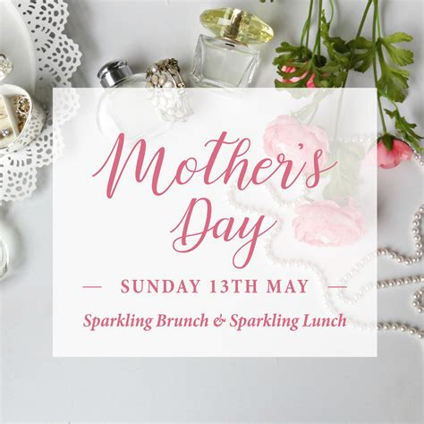 mothers day date 2018 s day caversham house
