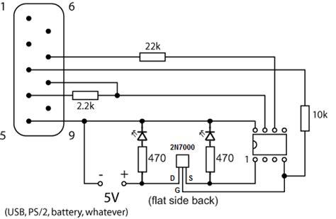 jdm programmer circuit diagram microcontroller programmer circuit page 3