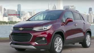 chevrolet tracker pictures posters news and on