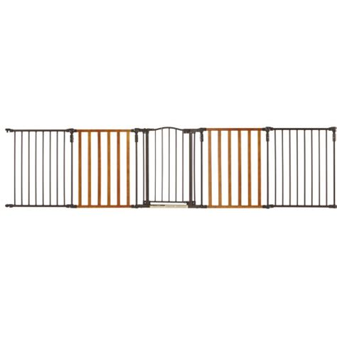 north states supergate easy swing and lock metal gate north states supergate deluxe d 233 cor metal gate linen