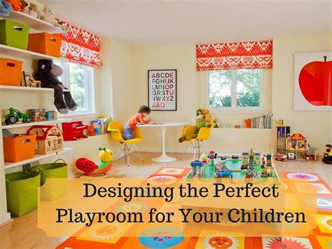 trends playroom designing the perfect playroom for your children