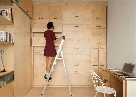 How To Organize Closet Space - dise 241 o de mueble modular con cajones apartamento peque 241 o construye hogar