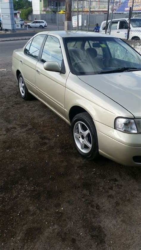 nissan sunny 2004 2004 nissan sunny for sale in jamaica for 500 000 cars
