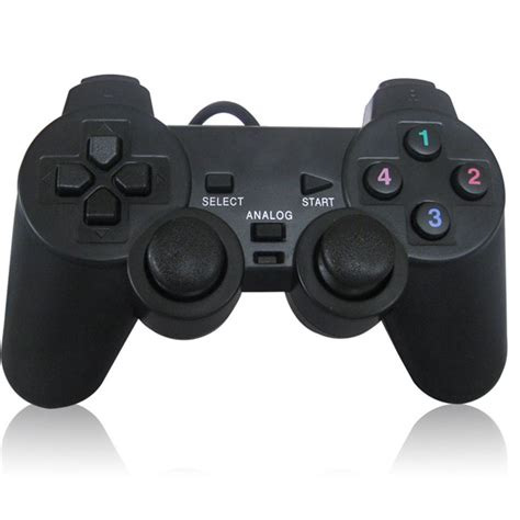 Usb Gamepad Aliexpress Buy Usb Wired Pc Controller Gamepad
