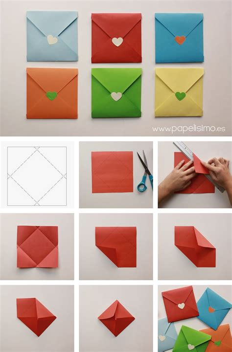 originales sobres para invitaciones paso a paso guia de c 243 mo hacer sobres de papel originales http papelisimo