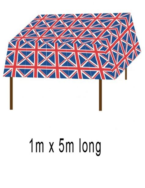 Plastic Covering 1 1 M X 25 M Blue Green union tablecover in plastic 5m by creative collection d8255 karnival costumes