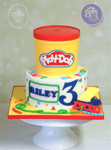 Doh Cake Decor play doh cake cakecentral