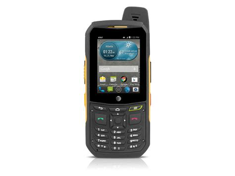 Att Rugged Phones by The Sonim Xp6 Combines Ruggedness Buttons Push To Talk