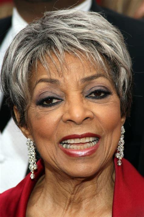 suitable short hairstyles  older black women