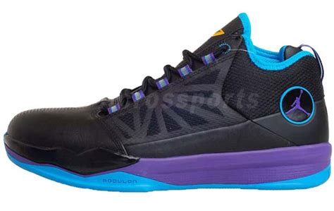 Nike Air Cp3 Iv 05 cp3 iv black varsity purple blue