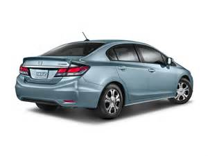 2013 honda civic hybrid price photos reviews features